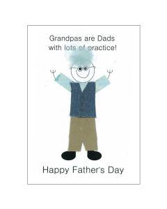 Father's Day - Grandpa card