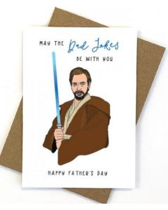 Father's Day - Star Wars 'Dad Jokes'