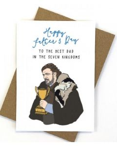 Father's Day - Game of Thrones DAD
