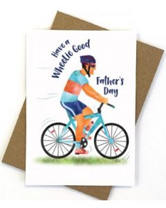 Father's Day - 'Wheelie' Cycling