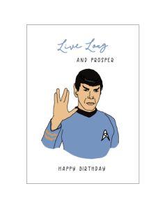 BIRTHDAY - Star Trek Spock