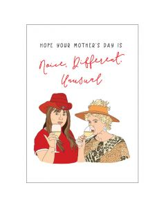 Mother's Day Card - Kath & Kim