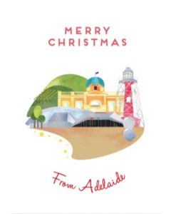 Boxed Christmas Cards - Adelaide (10 cards)