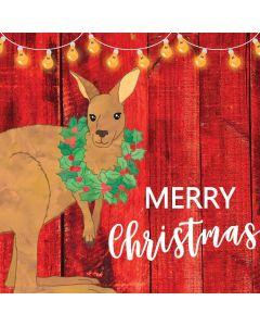 Boxed Christmas cards - Merry Kangaroo (10 cards)