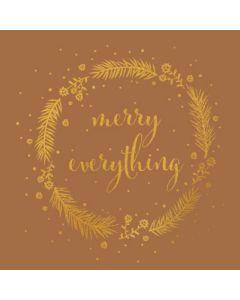 Boxed Christmas Cards - Seasonal Wreath (10 cards)
