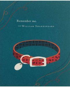 Pet Sympathy - 'Remember me'