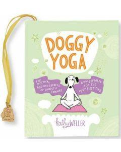 Book - Doggy yoga mini book