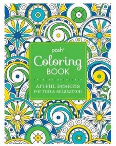 Colouring book - ARTFUL DESIGNS