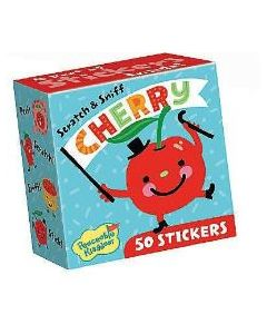 Peaceable Kingdom Scratch and Sniff Cherry Box