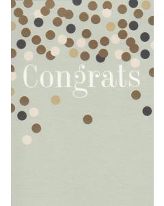 'Congrats' Card