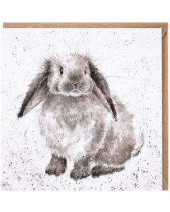 Greeting Card - Rosie the Bunny