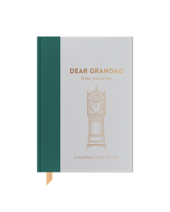 Keepsake Journal - Dear GRANDAD