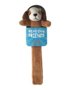 Dog soft plush Bookmark