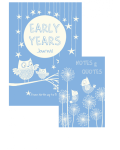 Early Years Journal - Blue