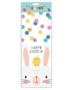 Easter bunny treat bags - 15 bags & twist ties