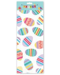Easter Egg Design Treat Bags - 15 Bags & Twist Ties