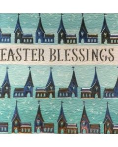 Easter Blessings - Churches