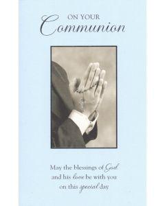 COMMUNION Card - God's Love