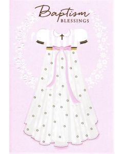 BAPTISM Card - Blessings