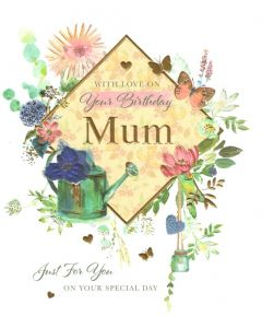 MUM Birthday Card - On Your Special Day