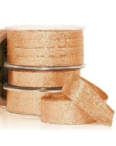 Ribbon Roll - Metallic COPPER (10mm wide x 10 metres)