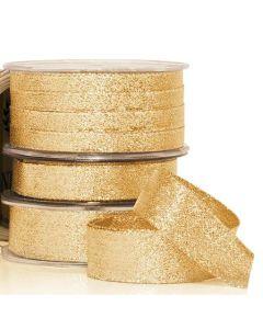Ribbon Roll - Metallic GOLD (10mm wide x 10 metres)