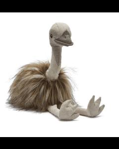 Feathery Emu