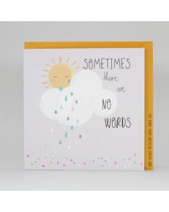 THINKING OF YOU Card - No Words