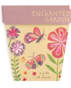 Enchanted Garden - Card & gift of seeds