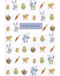 Easter Card - Easter Icons