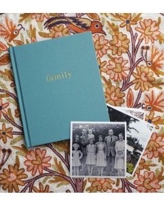 FAMILY keepsake journal