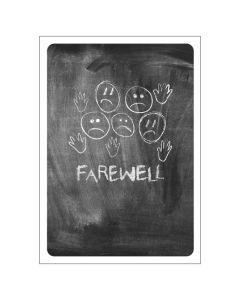 'Farewell' BIG Card