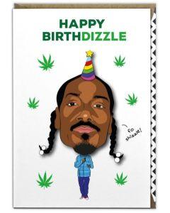 Birthday Card - Snoop Dogg