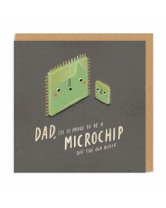 DAD Card - Microchip Off the Block