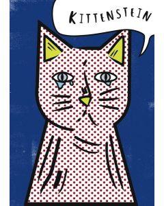 Kittenstein Card