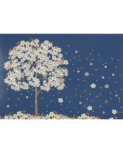 Falling Blossom - Boxed Notecards & Envelopes