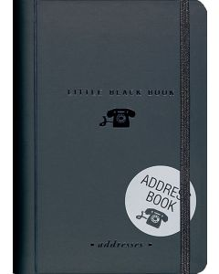 Address Book - Little Black Book