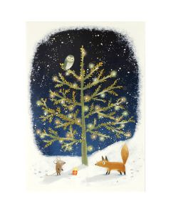 Woodland Tails - Boxed cards