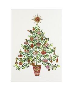 Yuletide Tree - Boxed cards