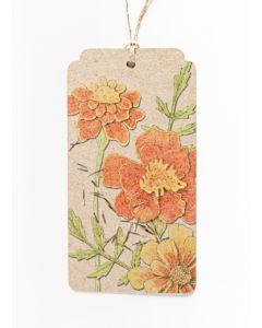 Marigold Gift Tag