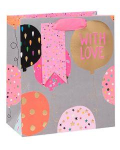 Gift Bag (Medium) - With Love Balloons