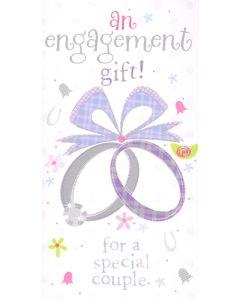 ENGAGEMENT - Money/Gift Voucher Wallet