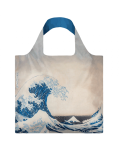 Foldable & Water Resistant BAG - The Great Wave by Hokusai