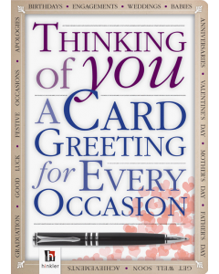 'Greeting Card Message Inspiration' Book