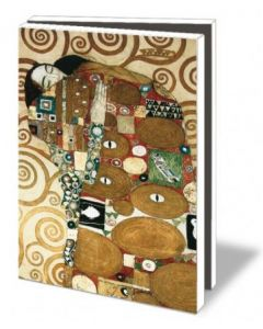 Gustav Klimt Notewallet - 10 cards & envelopes