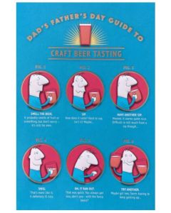 Father's Day - Craft Beer Tasting