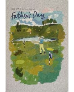 Father's Day - 'On Par...' golf course