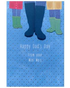 Father's Day - Legs & boots