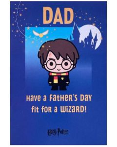 Father's Day Card - Harry Potter