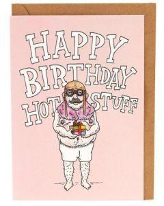 Birthday - Hot stuff